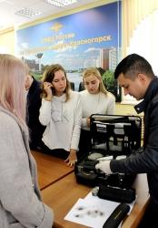 В УМВД России по городскому округу Красногорск прошел «День открытых дверей».