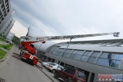 «Единый день эвакуации» в Московской области.