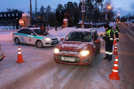 Профилактическое мероприятие «Перевозка пассажиров» провели инспекторы г.о. Красногорск.