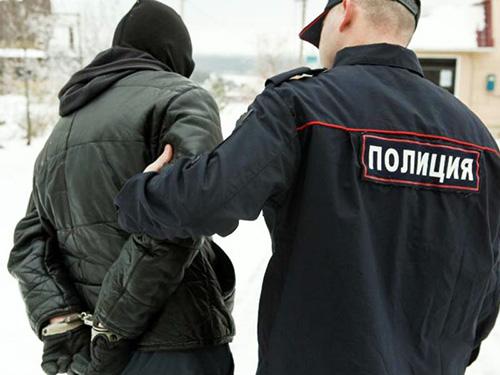 Сотрудники полиции УМВД России по го Красногорск задержали подозреваемого в грабеже.