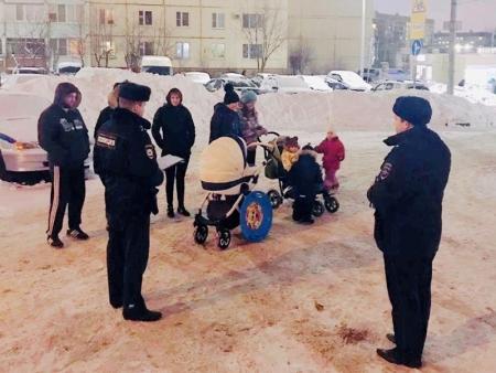 Участковые уполномоченные полиции УМВД России по г.о. Красногорск отчитались перед населением.