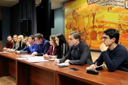 Молодежный парламент го Красногорск провел первую плановую встречу с активной молодёжью округа.