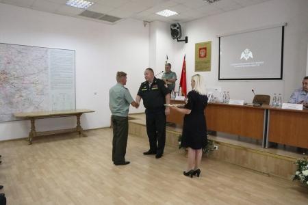 В Главном управлении Росгвардии по Московской области подвели итоги работы за первое полугодие 2019 года.
