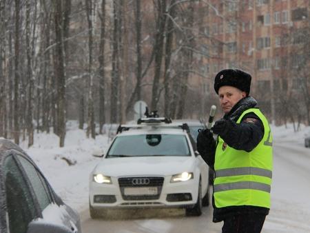 Госавтоинспекция городского округа Красногорск призывает водителей быть внимательными!