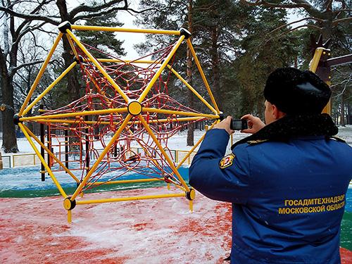 Накануне нового года Госадмтехнадзор проверит состояние общественных пространств Подмосковья!