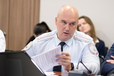 В администрации го Красногорск состоялось заседание антитеррористической комиссии.
