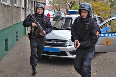 В Подмосковье сотрудники Росгвардии задержали женщину, находившуюся в федеральном розыске!