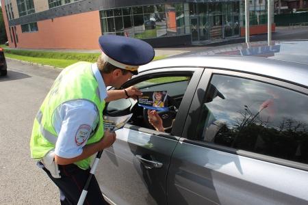 Сотрудники Госавтоинспекции продолжают массовые проверки водителей в мае 2021 года.