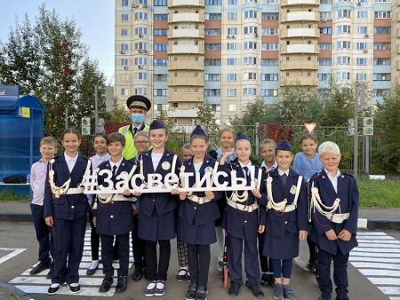 Московская область присоединилась к Шестой Глобальной неделе безопасности дорожного движения, объявленной ООН.