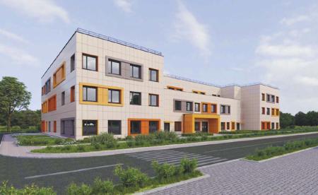 Детский сад на 320 мест появится в районе деревни Глухово, городского округа Красногорск в следующем году.