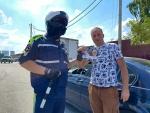 Сотрудники Госавтоинспекции го Красногорск провели тематический рейд «Мобильник»