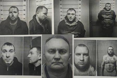 Пятеро заключенных, сбежали из изолятора временного содержания в Истре!