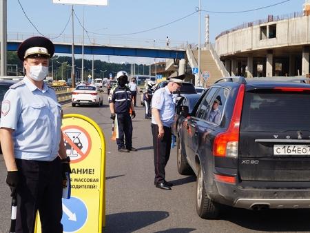 В августе месяце продолжится проведение тематических проверок водителей на территории городского округа Красногорск.