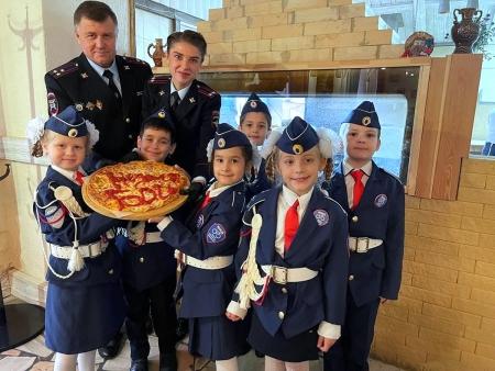В Московской области состоялся кулинарный мастер-класс, посвященный Неделе БДД!