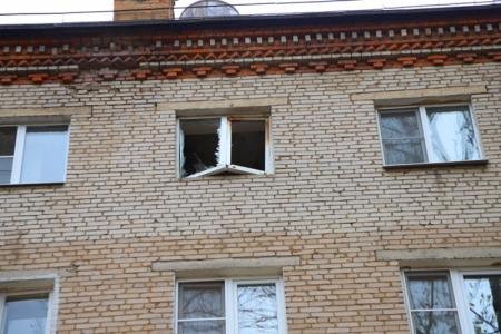 В Красногорске произошел взрыв газа в квартире пятиэтажного дома на Железнодорожном проезде!